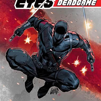 Snake Eyes GI Joe Rob Liefeld