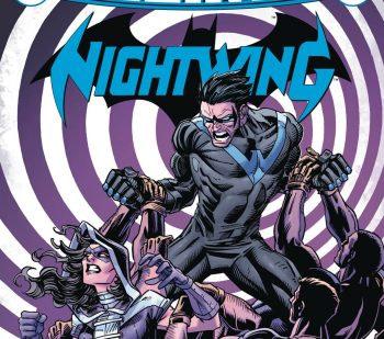 dc comics covers