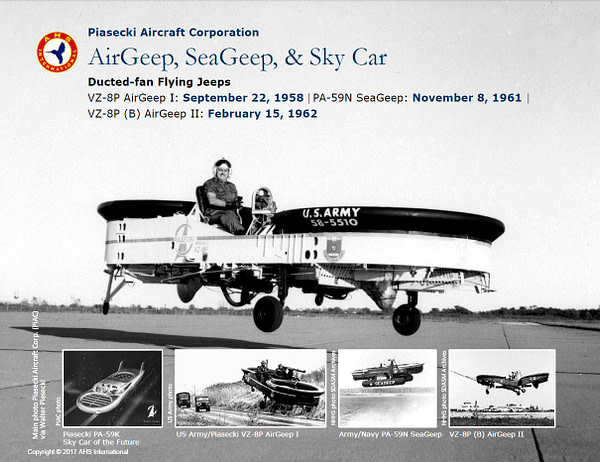 Where's Our Flying Cars? Stan and Jack Tried to Make it Happen in 1962