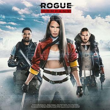 Rogue Company Main Art