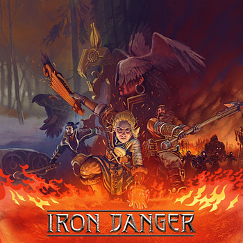 "Daedalic Entertainment Will Release""Iron Danger"" On March 25th"