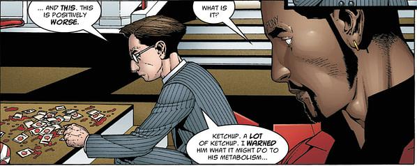 Sinister Dexter #6