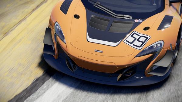 The McLaren 650S