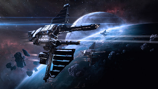 """EVE Online: Invasion Chapter 2"" Escalates The Invasion"