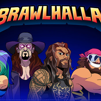 """WWE Superstars Are Now Added To """"Brawlhala"""""""