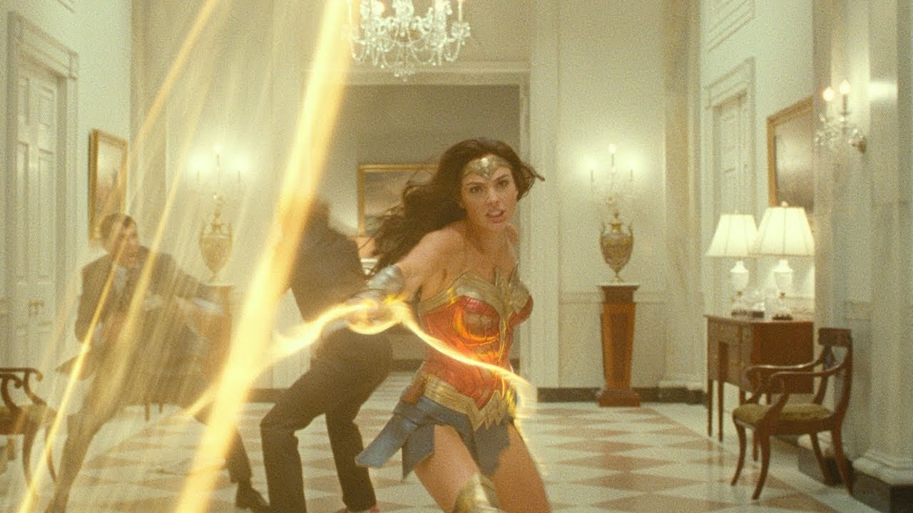 """First """"Wonder Woman 1984"""" Trailer Shows Off a Technicolor 80's Dreamland"""