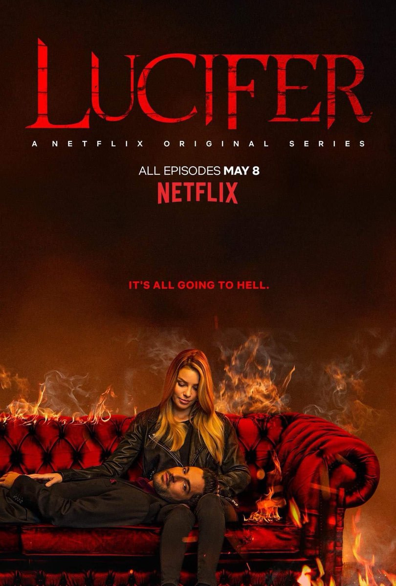 "'Lucifer' Season 4: Netflix Has Devilish ""Designs"" on Tom Ellis' Return"