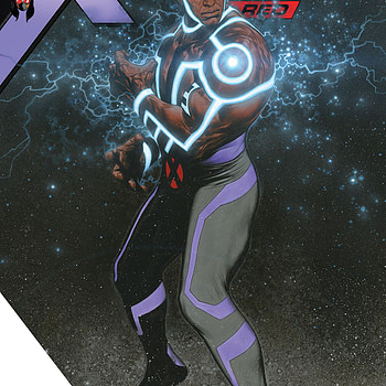 X-Men: Red #6 cover by Travis Charest
