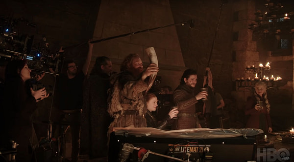 """'Game of Thrones' Takes Us Inside s8e4, """"The Last of the Starks"""" [SUPER SPOILERS]"""