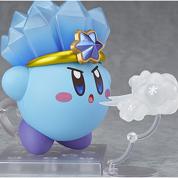 Kirby Gets Frosty with Re-Release Nendoroid from Good Smile Company