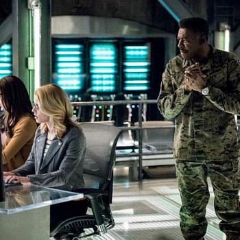 'Arrow' Season 7, Episode 19