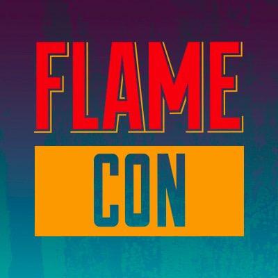 flame con 2017 show floor video
