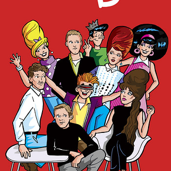Hip Archie Comics Announces Archie Meets the B52s for February 2020