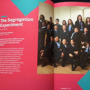 the segregation experiment