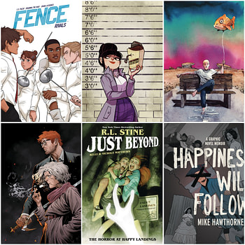 Wicked Things and King Of Nowhere Launch in Boom Studios March 2020 Solicitations