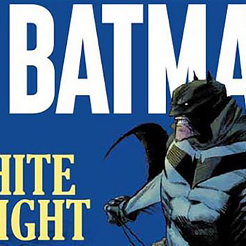 Batman: Tales of the Dark Knight #1 featuring Sean Gordon Murphy's Batman: White Night from Panini UK and DC Comics.