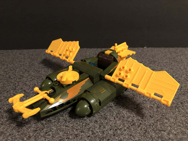 Mega Construx Masters of the Universe Wing Raider 13