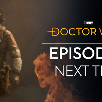 In the Aftermath of the Great CyberWar - Teaser for Next Week's Doctor Who: Ascension of the Cybermen