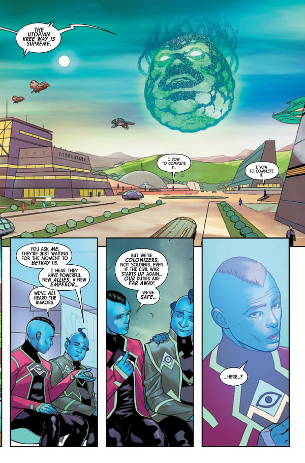 Guardians of the Galaxy #1 [Preview]