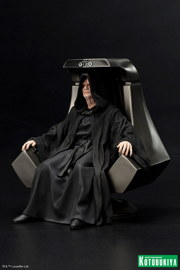 Koto Emperor on Throne 2