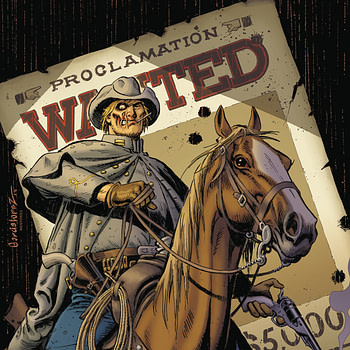Jonah Hex Bronze Age Omnibus Orders Cancelled, Resolicited Without the Bronze