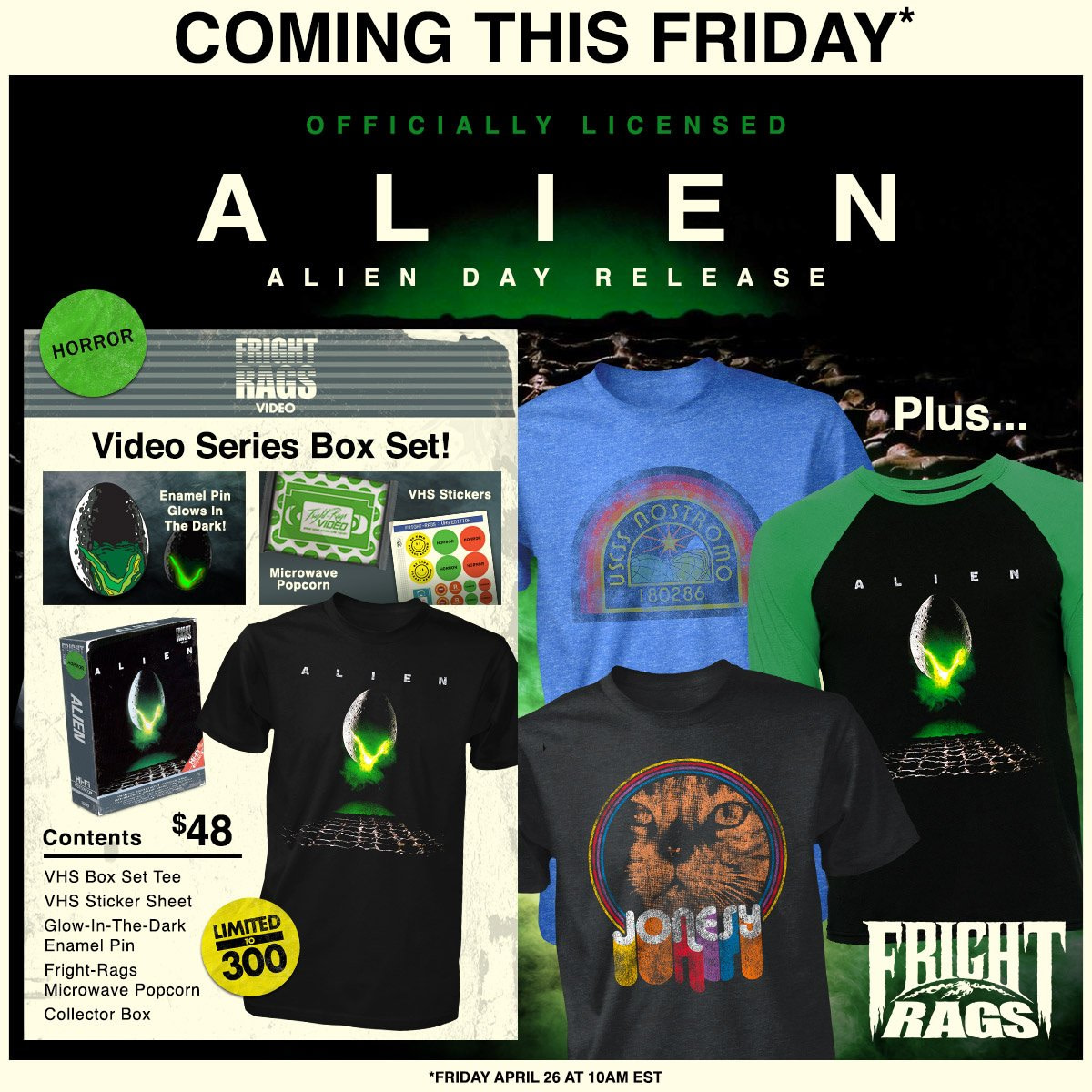 Happy Alien Day! Here are Some of the Things You Can Buy Today to Celebrate!