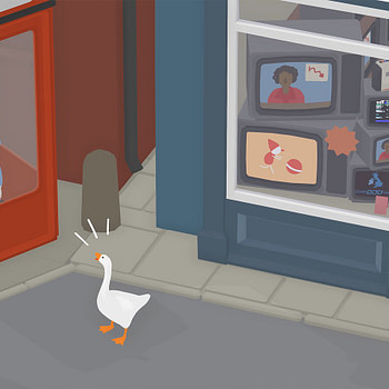 """""""Untitled Goose Game"""" is Waddling Its Way to PlayStation 4"""