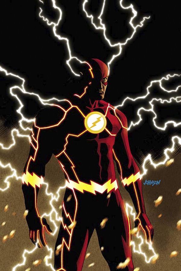 flash 8 d johnson