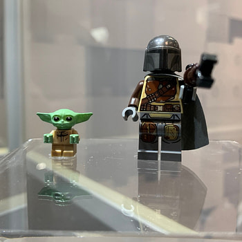 New York Toy Fair: 55 Photos from the LEGO Booth