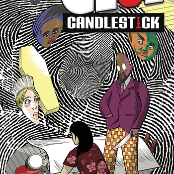 Clue: Candlestick #3 - The Killer REVEALED