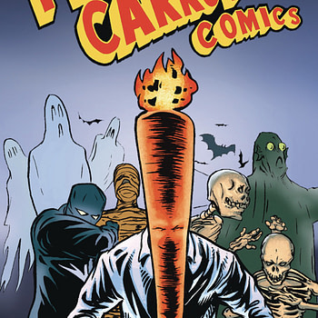Bob Burden Flaming Carrot Interview