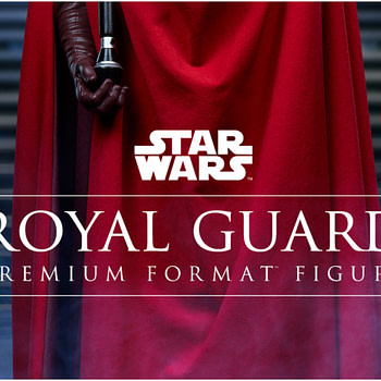 Sideshow Collectibles Shows Off New Star Wars Royal Guard Statue