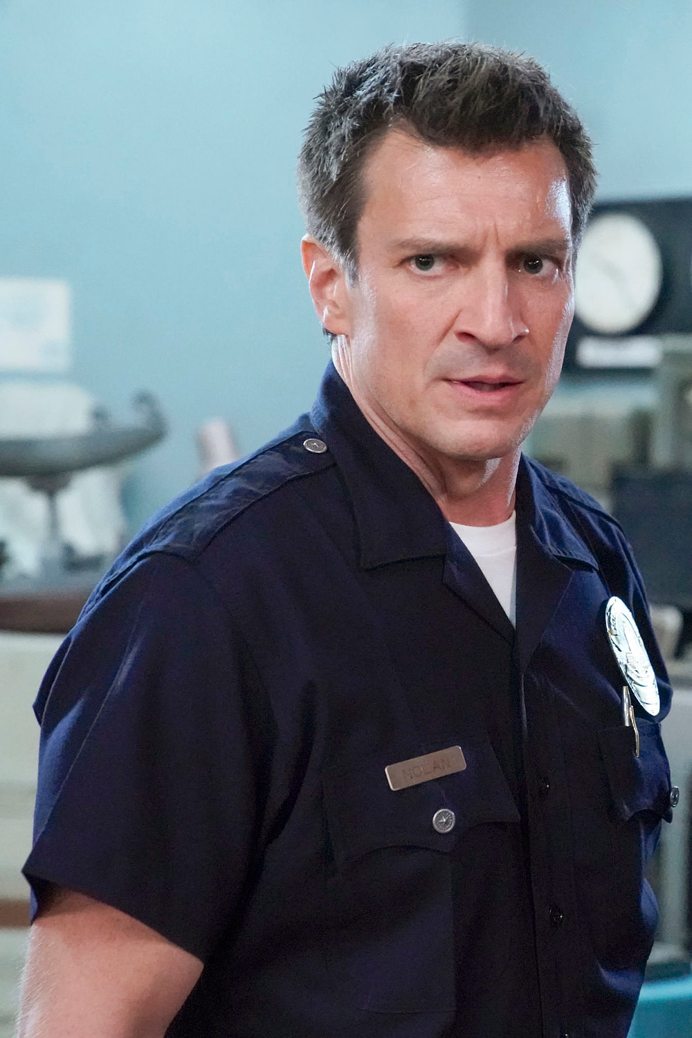 """THE ROOKIE - """"Fallout"""" - ABC/Mitch Haaseth"""