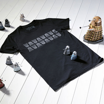 Doctor Who Shirts Now Available From Hero Collector