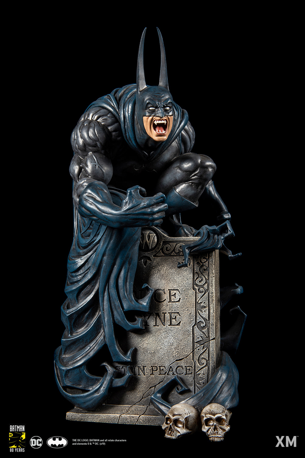 Batman Wants Your Blood in New XM Studios Statue