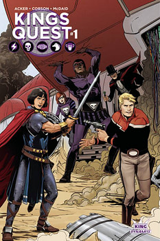 KINGQUEST 1 COVER