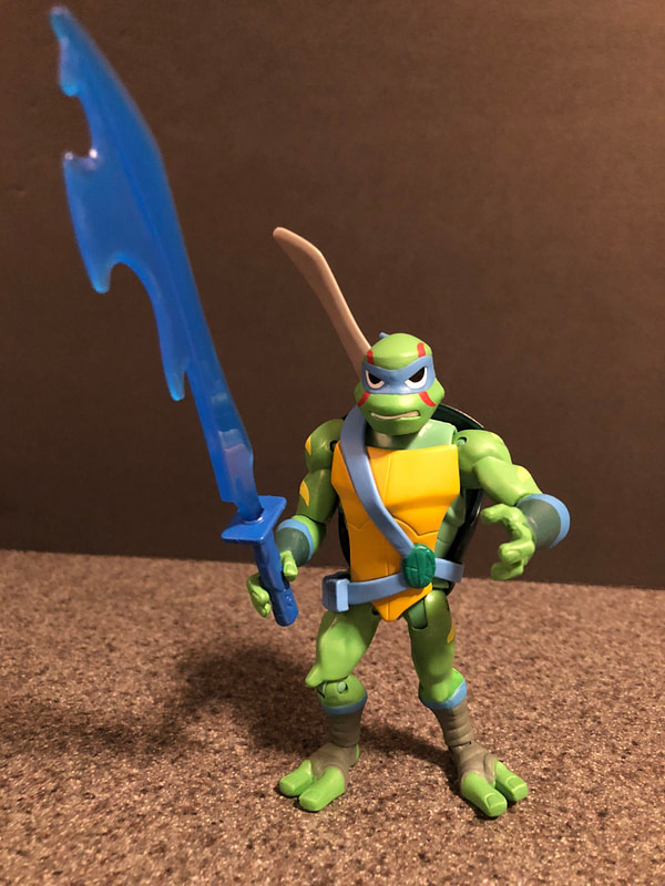 Rise of the TMNT Playmates Figures 13