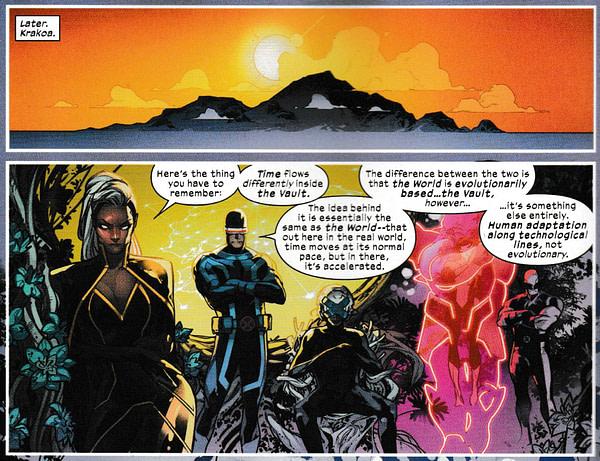 Frank Tieri Rewrites the Marvel Universe in Ravencroft