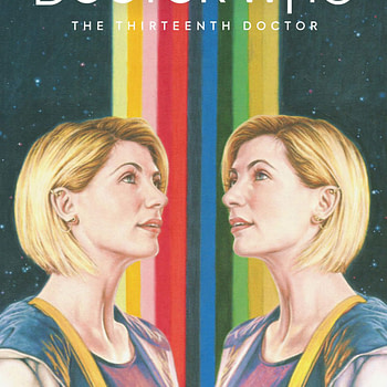 Tenth Doctor/Thirteenth Doctor Crossover With Horizon Zero Dawn in Titan Comics March 2020 Solicitations