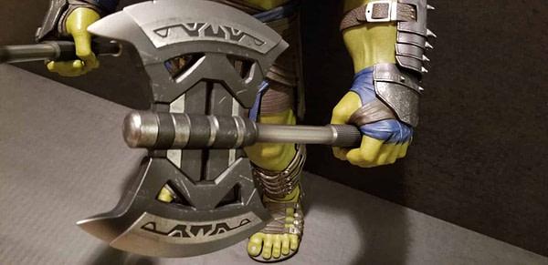 Hot Toys Thor Ragnarok Gladiator Hulk 11