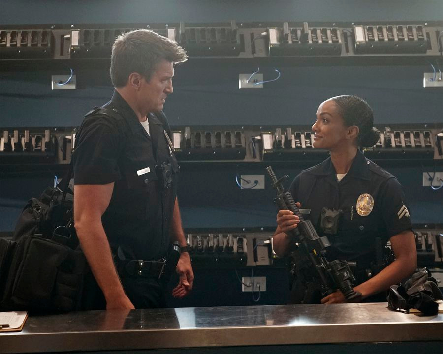 """The Rookie"" - Royally Great Mekia Cox Cast As Series Regular"