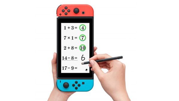 You Can Snag This Official Nintendo Stylus For Your Switch Now