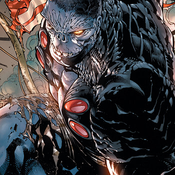 Damage #1 cover by Tony S. Daniel, Danny Miki, and Tomeu Morey