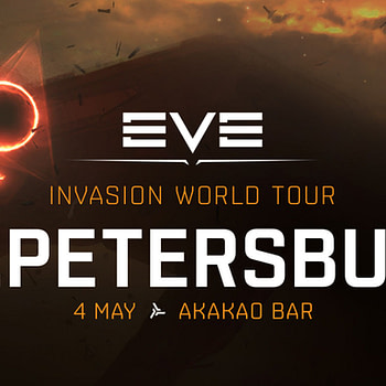 The 2019 EVE Online World Tour is Stopping in Russia Next