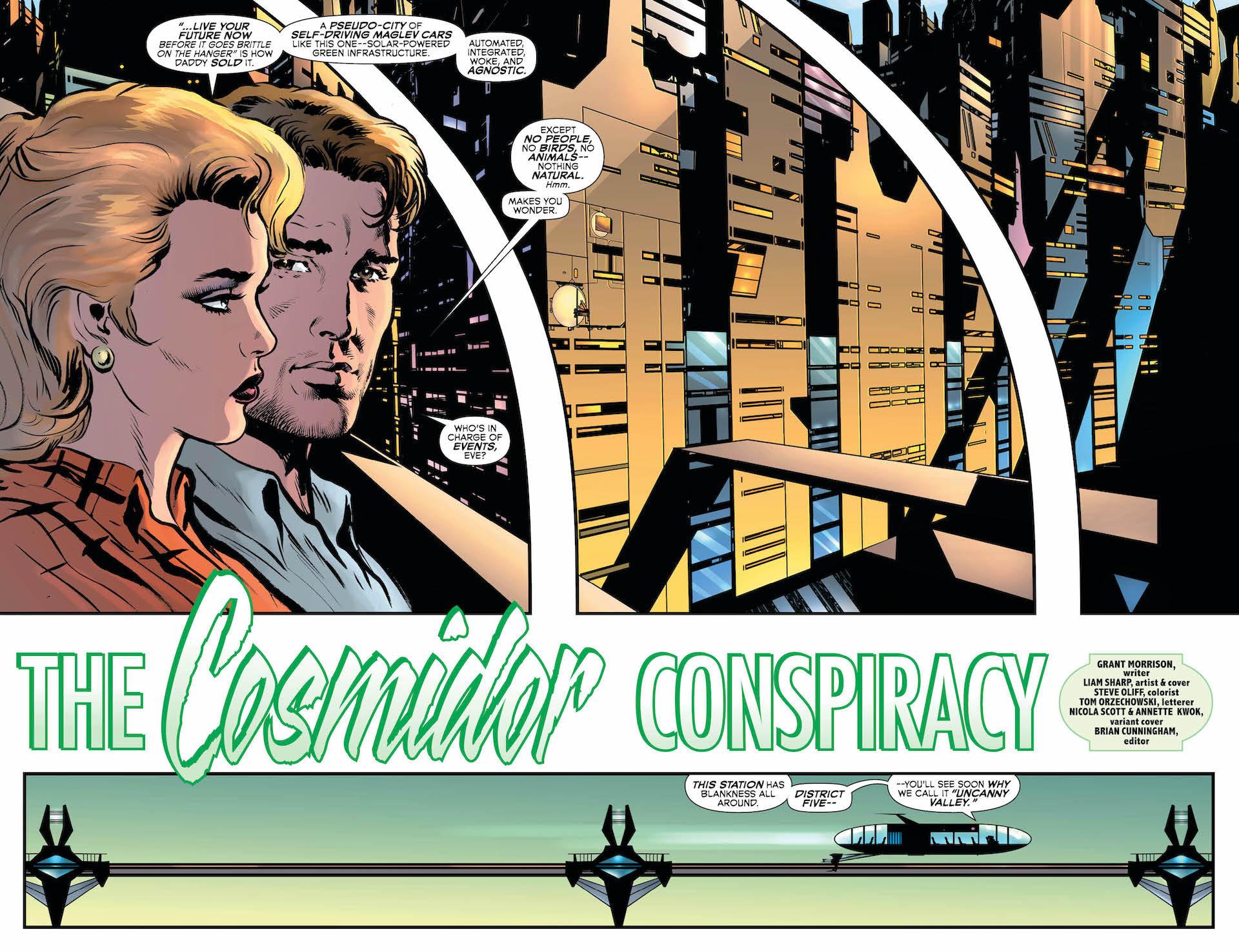 Green Lantern Season 2 #2 [Preview]