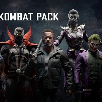 """Mortal Kombat 11"" Finally Reveals All Kombat Pack Characters"