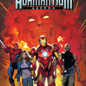 Hunt for Wolverine: Adamantium Agenda #1 cover by Greg Land, Jay Leisten, and Marte Gracia