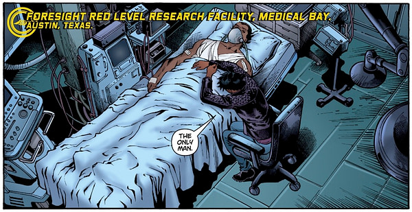 So is [Spoiler] Dead, or Not? And What About the Future of Catalyst Prime? Seven Days #2 [Spoilers]