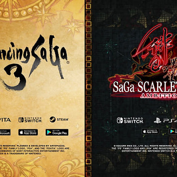 """""""Romancing SaGa 3"""" and """"SaGa Scarlett Grace: Ambitions"""" are Coming West"""