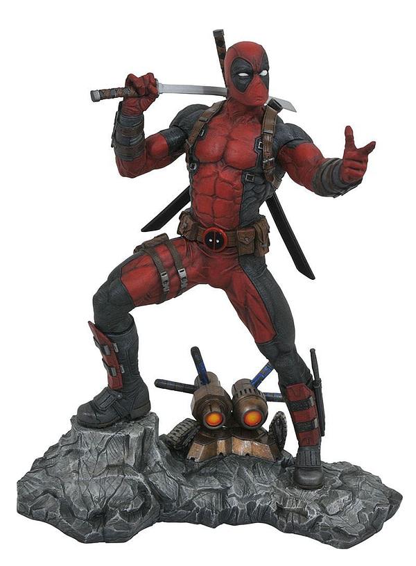 Diamond Select Toys Deadpool Statue